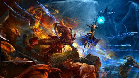 diablo, Dark, Fantasy, Warrior, Rpg, Action, Fighting ...
