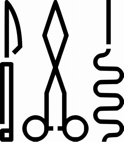 Surgical Instruments Svg Icon Tool Tools Clipart