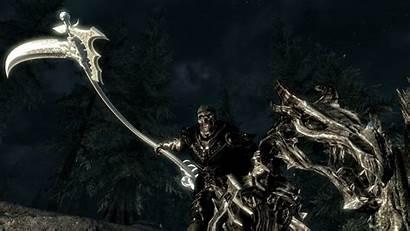 Reaper Grim Skull Dark Wallpapers Horror Creepy
