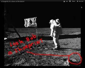Fake Moon Landing Evidence (page 2) - Pics about space