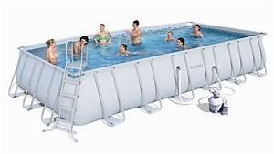 Frame Pool 366 : bestway rectangular frame pool set 732 x 366 sandfilter 56475 ~ Eleganceandgraceweddings.com Haus und Dekorationen