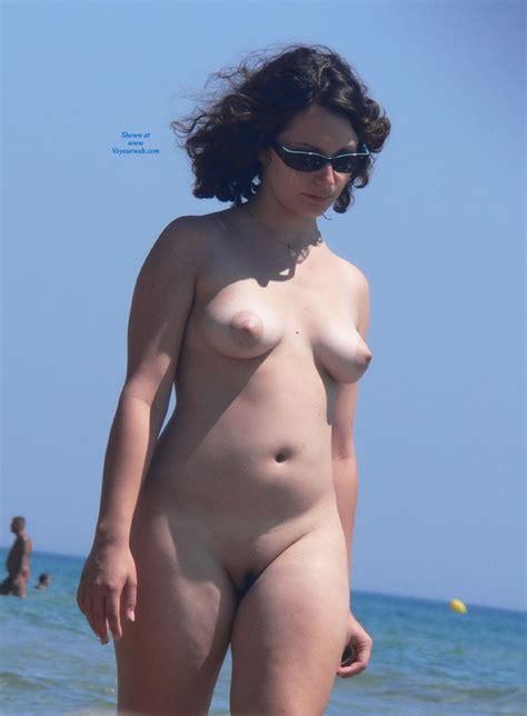 Nude Beach View April Voyeur Web