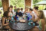 Coed party games for teens