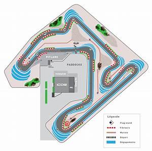 Psl Montreal And Icar Get An Revamped Kart Track Layout