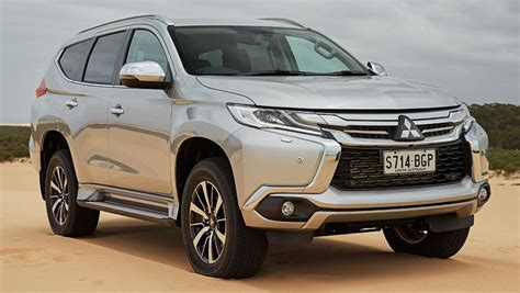 mitsubishi pajero sport 2016 mitsubishi pajero sport exceed review road test