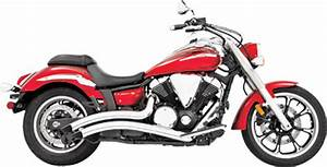 Freedom Exhaust Sharp Curve Radius Chrome 2008