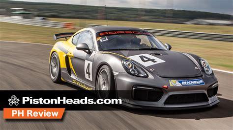 Porsche Cayman GT4 Clubsport | PH Review | PistonHeads ...