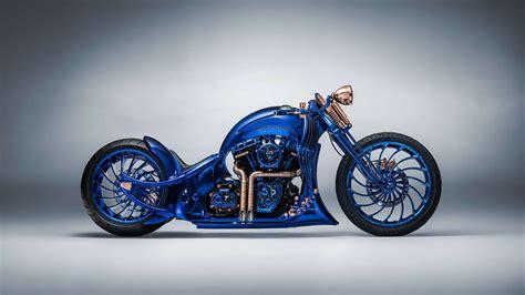 Harley-davidson Bucherer Blue Edition Is The Most