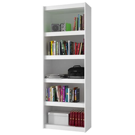 30 Inch White Bookcase by Modern Shelving Panama 28 White Bookcase Eurway