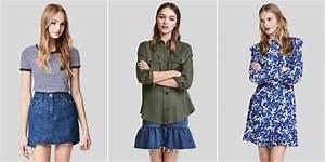 Robe Tendance Ete 2017 : mode 2017 femme printemps ~ Melissatoandfro.com Idées de Décoration