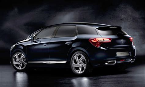 5 Glorious Details To Love About The 2018 Citroen Ds5 Carwow
