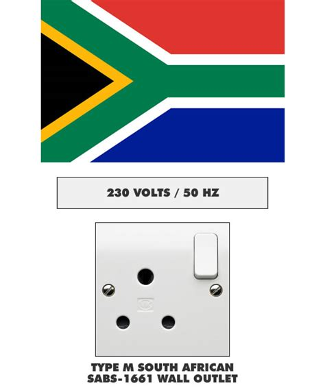 Electrical Plug/outlet And Voltage Information For South