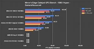 Mirror's Edge Catalyst GPU Benchmark - 1080p, 1440p, 4K at ...