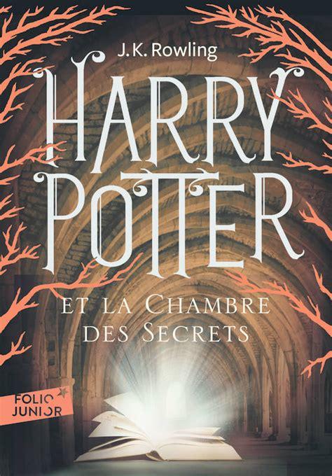Livre Harry Potter, Ii  Harry Potter Et La Chambre Des
