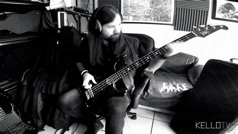 For Whom The Bell Tolls Bass Cover by Metallica Quot For Whom The Bell Tolls Quot Bass Cover Youtube