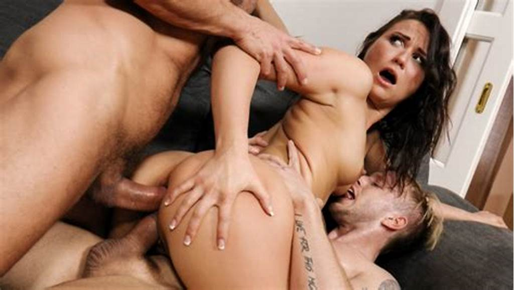 #Hot #Milf #Niki #Gets #Dp'D #By #Hubby #And #His #Pal