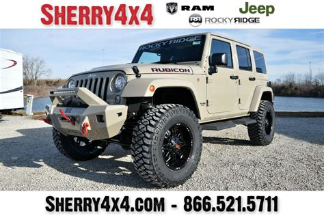jeep lifted 2017 2017 jeep wrangler unlimited rubicon hard rock rocky