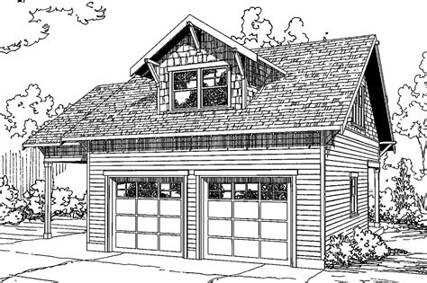 cottage plans cottage house plans garage w rec room 20 111
