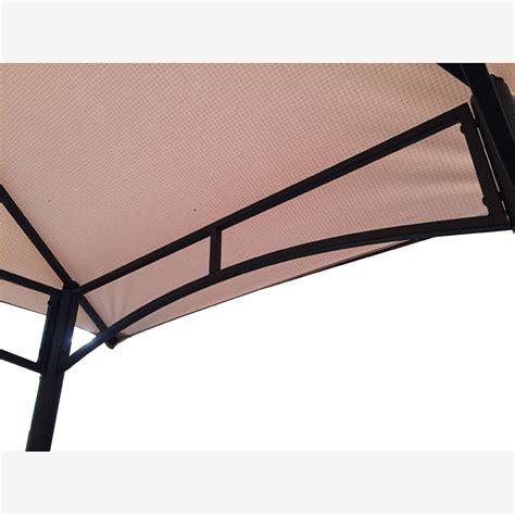 Gaze Pro Gazebo Replacement Canopy For Pro Grill Gaz Riplock 350 Garden