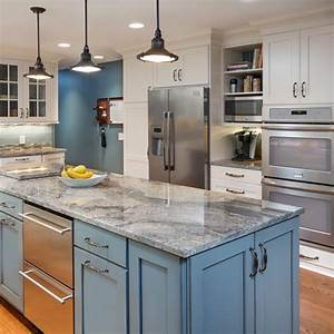 kitchen best kitchen color trends for 2017 with nice With kitchen cabinet color trends