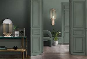 Möbel Trends 2018 : 2018 color trends rocking a green decor in your mid century home ~ A.2002-acura-tl-radio.info Haus und Dekorationen