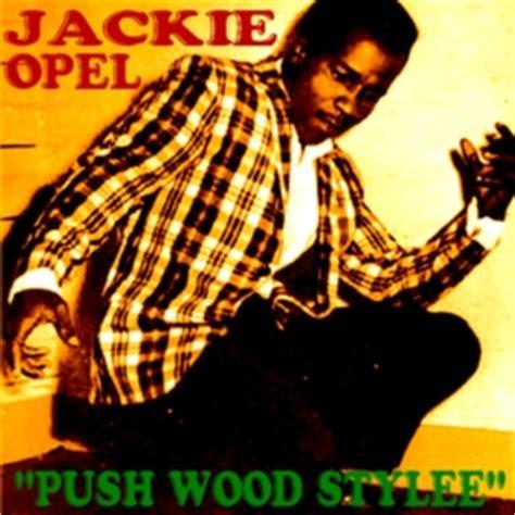 Jackie Opel by Dubroom Dub Reggae Reviews Jackie Opel Push Wood Style
