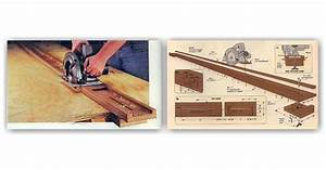 Diy Circular Saw Guide  U2022 Woodarchivist