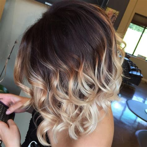 Hair Colour Styles For Hair by 35 Ombre Hairstyles For 2019 Best Ombre