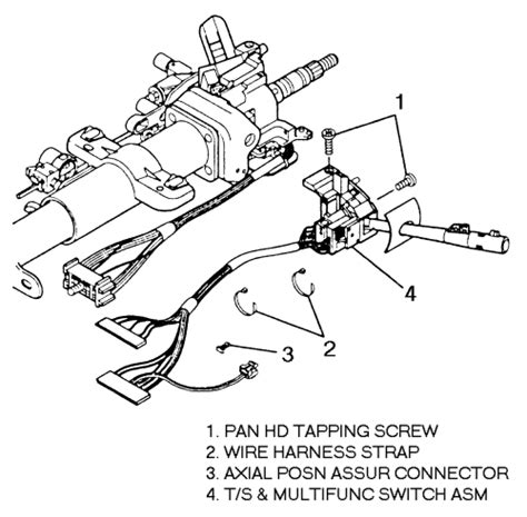 2005 Suburban Ignition Switch by Repair Guides Instruments Switches Multi Function