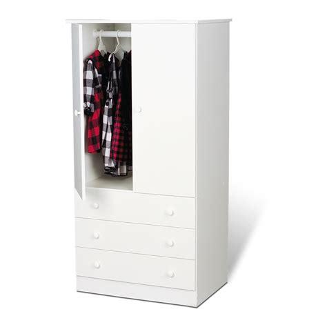 wardrobe cabinet with drawers white edenvale 3 drawer wardrobe