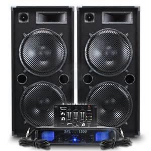 Big Party DJ Speakers