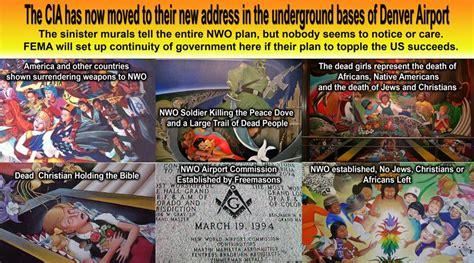 denver international airport underground denver airport conspiracy satan the