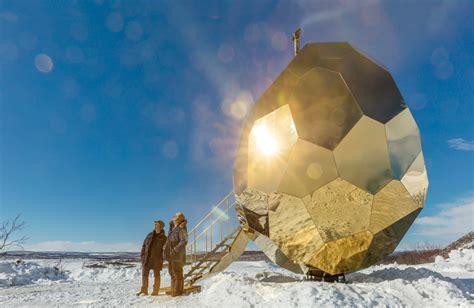 Solar Egg In Kiruna by Werandaweekend Pl Zobacz Jak I Gdzie Najlepiej Spędzić