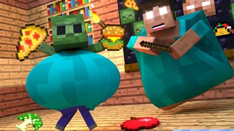 top 5 minecraft zombie life minecraft animations for doovi