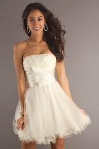 robe bal bustier courte ornee de fleurs en tulle robe de With robe courte bal