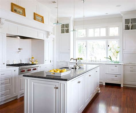 White Country Kitchens Decoration Ideas  Diy Home Decor