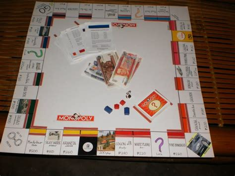 bactongs family customized monopoly