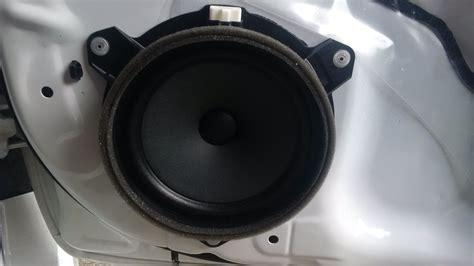 front speakers toyota corolla forum