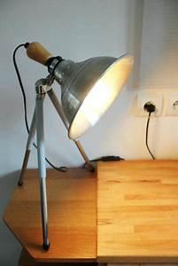 Lampe Sur Pied Industriel : lampe sur pied industrielle vintage ~ Melissatoandfro.com Idées de Décoration