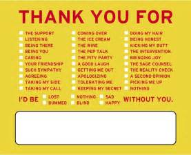Pin Funny Thank You Notes Free Funny Thank You Cards View Original on