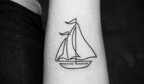 Sailboat Tattoo Meaning by Sailboat Tattoos Designs Ideas And Meaning Tattoos For You