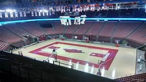 Section 215 At Bud Walton Arena