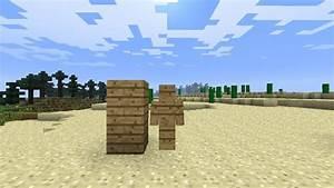 Wooden Plank Creeper Minecraft Skin Mods