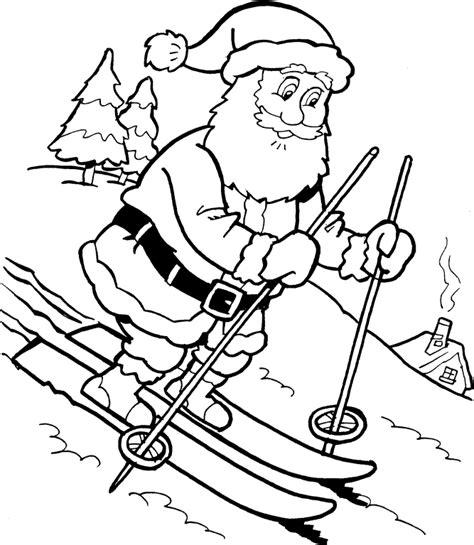 Kleurplaten Kerst by Kleurplaat Kerst Kleurplaat Kerst Mannen 187 Animaatjes Nl