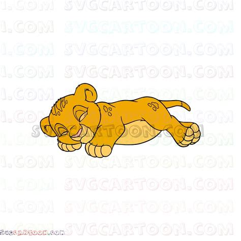 There are 2151 lion king baby svg for sale on etsy, and they cost $3.34 on average. Simba baby The Lion King svg dxf eps pdf png (With images ...