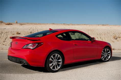 review hyundai  genesis coupe wired