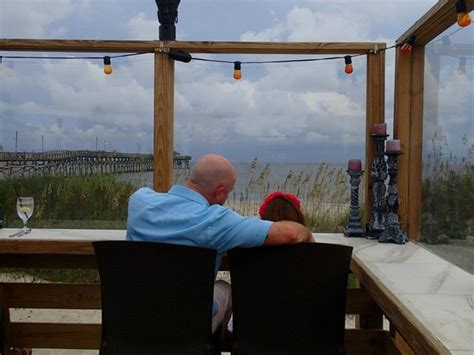 Deck Restaurant Oak Island Nc by Oysters Obviously Picture Of Island Way Oak Island