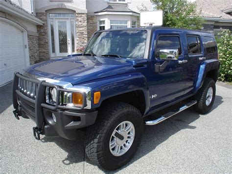 luxury hummer 2006 h3 hummer suv luxury package envision auto