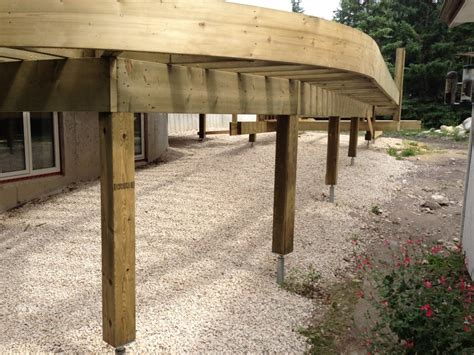 Cement Piers For Decks by Piles Victoria Bc Piles Vancouver Island