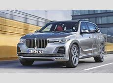 BMW X7 autobildde